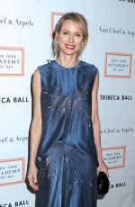 NAOMI WATTS at 2017 Tribeca Ball in New York 04/03/2017