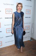 NAOMI WATTS at 2017 Tribeca Ball in New York 04/03/2017