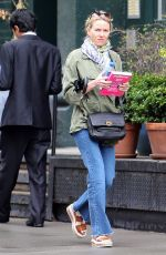 NAOMI WATTS Out and About in New York 04/12/2017