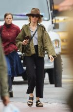 NAOMI WATTS Out and About in New York 04/26/2017