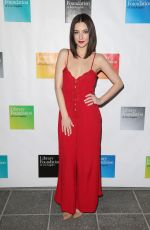 NATALIE DREYFUS at Young Lliterati Toast Event in Los Angeles 04/04/2017
