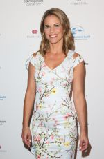 NATALIE MORALES at Women's Guild Cedars-Sinai Annual Spring Luncheon in Los Angeles 04/20/2017