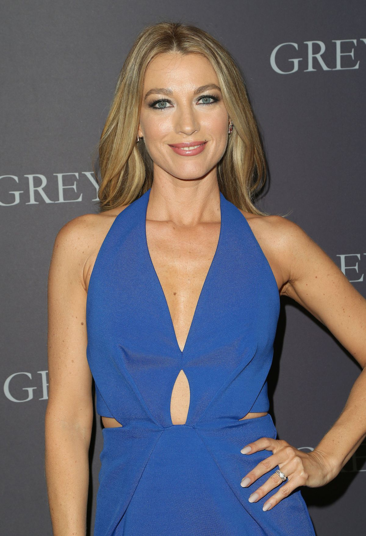 NATALIE ZEA at Grey Lady Premiere in Los Angeles 04/26/2017