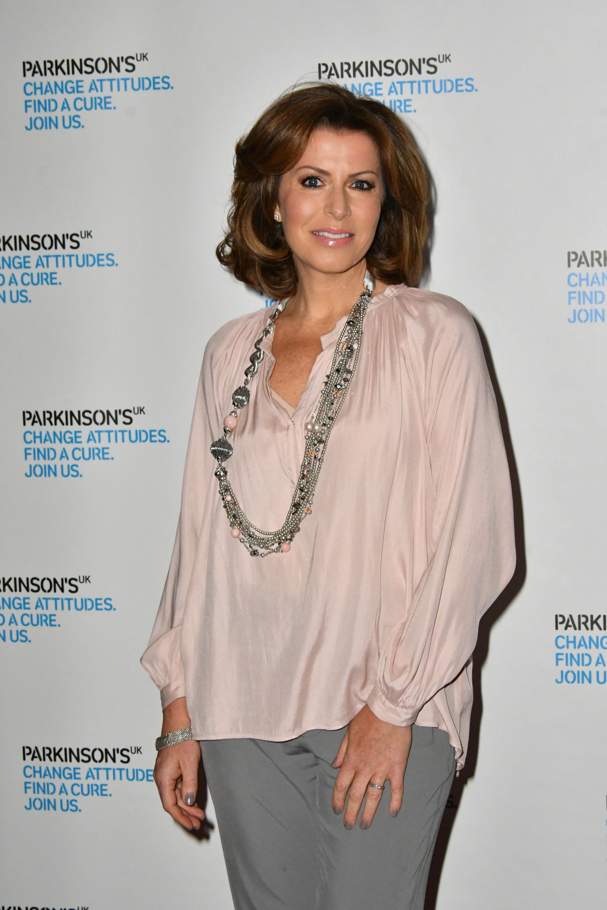 NATASHA KAPLINSKY at Parkinson's UK Presents Symfunny No. 2 in London 04/19/2017