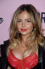 NATHALIE PARIS at Pretty Little Thing Shape x Stassie Launch Party in Hollywood 04/11/2017