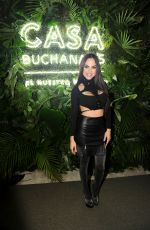 NATTI NATASHA at Casa Buchanan's Latin Billboards Kickoff Party in Key Biscayne 04/26/2017