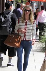 NICKY HILTON Out and About in Beverly Hills 04/07/2017