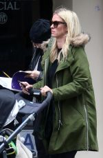 NICKY HILTON Out in New York 04/25/2017