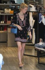 NICKY HILTON Out Shopping in Beverly Hills 04/06/2017