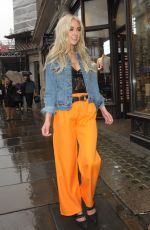 NICOLA HUGHES at Be Spring Ready Party in London 04/27/2017
