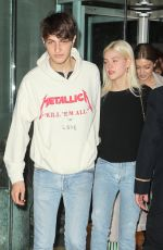 NICOLA PELTZ Out and About in New York 04/13/2017