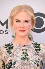NICOLE KIDMAN at 2017 Academy of Country Music Awards in Las Vegas 04/02/2017