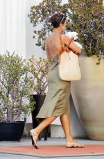 NICOLE MURPHY Out in Los Angeles 04/23/2017