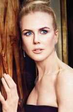 NICOLOE KIDMAN in Who Magazine, April 2017 Issue