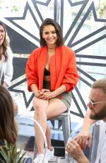 NINA DOBREV at Reebok Classic Crib at La Quinta in Los Angeles 04/23/2017