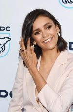 NINA DOBREV at Stand Up! for the Planet in Los Angeles 04/25/2017