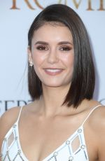 NINA DOBREV at The Promise Premiere in Hollywood 04/12/2017