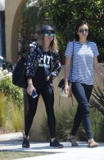 NINA DOBREV Out and About in Los Angeles 04/18/2017