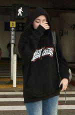 NOAH CYRUS at LAX Airport in Los Angeles 04/26/2017