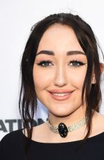 NOAH CYRUS at To the Rescue! Fundraising Gala in Los Angeles 04/22/2017