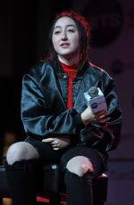 NOAH CYRUS Performs at 97.3 Hits Sessions at Revolution in Fort Lauderdale 04/18/2017
