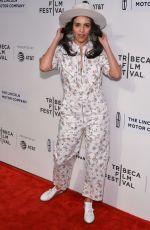 OLGA SEGURA at The Dinner Premiere at Tribeca Film Festival 04/24/2017