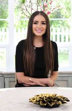OLIVIA CULPO at Home & Family Show in Los Angeles 04/19/2017