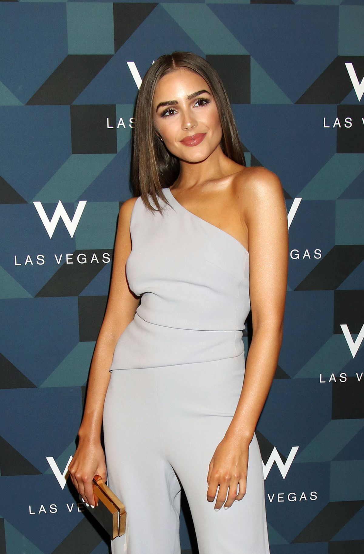 OLIVIA CULPO at W Las Vegas Grand Opening Celebration in Las Vegas 03/31/2017