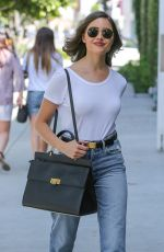 OLIVIA CULPO in Jeans Out Shopping in West Hollywood 04/12/2017
