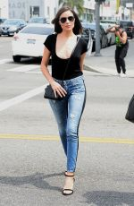 OLIVIA CULPO Leaves a Revolve Store in Los Angeles 4/11/2017