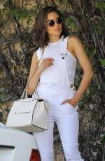 OLIVIA CULPO on the Set of a Photoshoot in Los Angeles 04/21/2017
