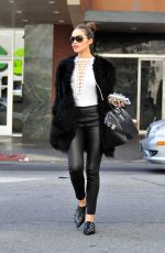 OLIVIA CULPO Out and About in Los Angeles 04/03/2017