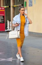 OLIVIA CULPO Out and About in Los Angeles 04/04/2017