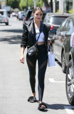 OLIVIA CULPO Out and About in West Hollywood 04/28/2017