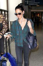 OLIVIA MUNN at LAX Airport in Los Angeles 04/14/2017