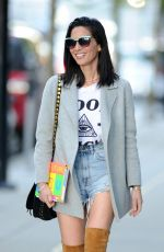 OLIVIA MUNN Out and About in Vancouver 04/24/2017