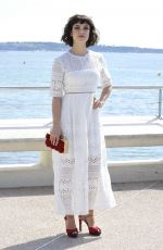 OLIVIA ROSS at Knightfall Photocall in Cannes 04/04/2017