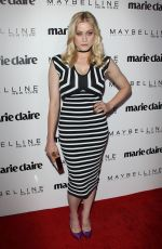 OLIVIA TAYLOR DUDLEY at Marie Claire Celebrates Fresh Faces in Los Angeles 04/21/2017