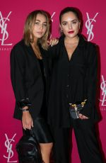 OLYMPIA VALANCE at YSL Beauty Club Party in Melbourne 04/27/2017
