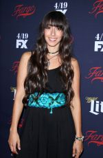 OONA CHAPLIN at FX Network 2017 All-star Upfront in New York 04/06/2017