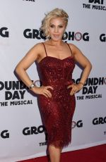 ORFEH at Groundhog Day Broadway Opening Night in New York 04/17/2017