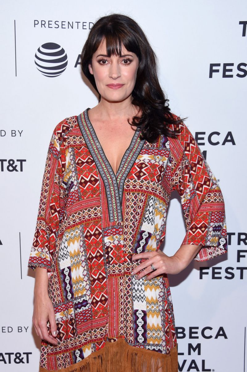 PAGET BREWSTER at Another Period Premiere at 2017 Tribeca Film Festival 04/26/2017