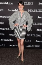 PAGET BREWSTER at Contenders Emmys Presented by Deadline in Los Angeles 04/09/2017
