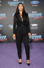 PALOMA JIMENEZ at Guardians of the Galaxy Vol. 2 Premiere in Hollywood 04/19/2017
