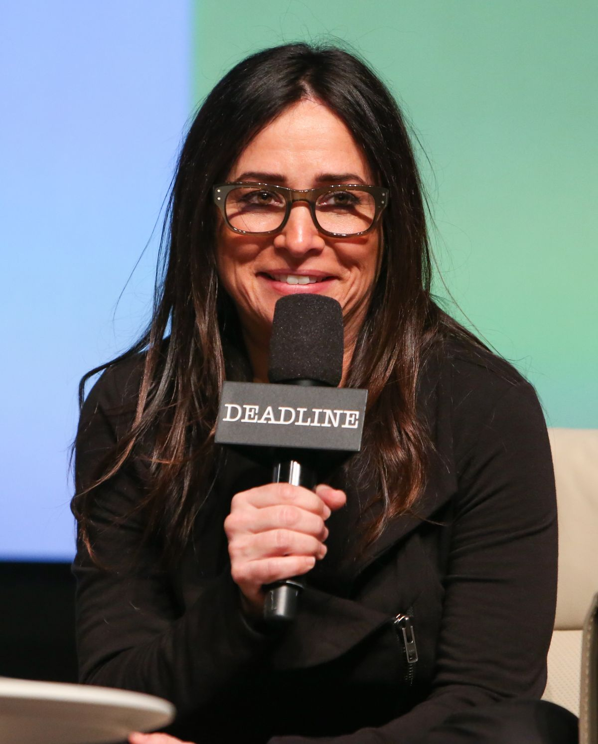 PAMELA ADLON at Contenders Emmys Presented by Deadline in Los Angeles 04/09/2017