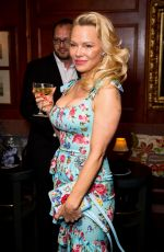 PAMELA ANDERSON at Coco de Mer: Icons Collection Launch Party in London 04/03/2017