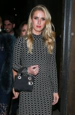 PARIS and NICKY HILTON at Tao Beauty & Essex in Hollywood 04/07/2017