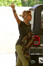 PARIS JACKSON Out and About in Los Angeles 04/13/2017