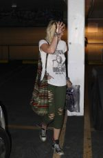 PARIS JACKSON Out and About in Studio City 04/12/2017