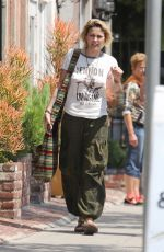 PARIS JACKSON Out and About in Venice Beach 04/11/2017